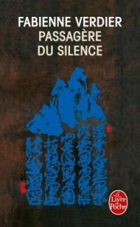 livre passagère du silence